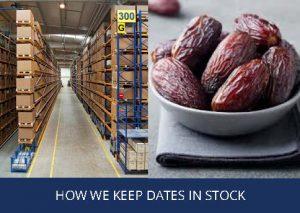 storing dates