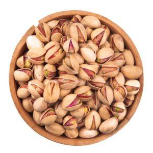 round pistachios